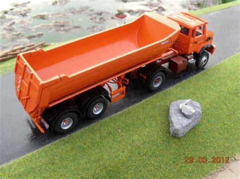 renault c290 4x2 tracteur avec semi kaiser de