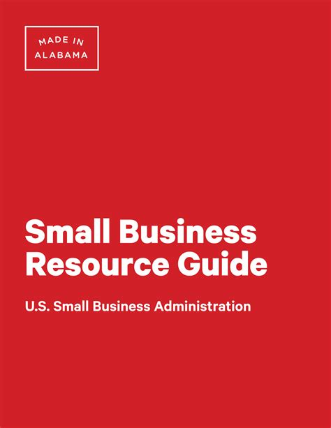 Small Home Business Guide Publications Made In Alabama Alabama Department Of Commerce