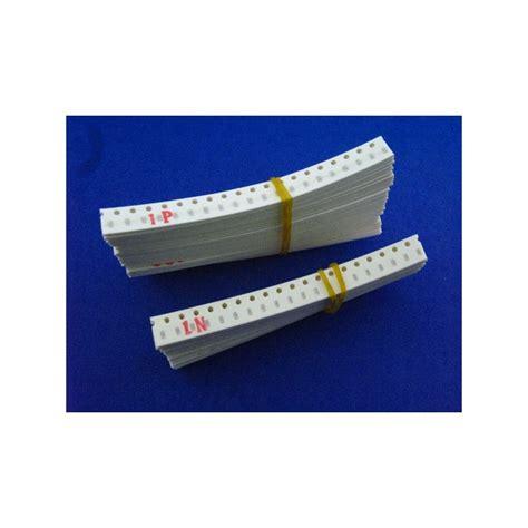 smd capacitor assortment smd 0805 capacitors assortment bif