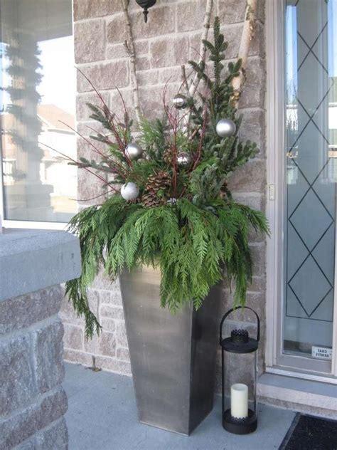 decoracion de navidad  jardines  patios  fotos  ideas