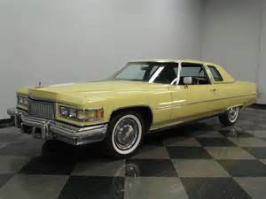 1975 Cadillac Coupe Sale 1975 Cadillac Coupe For Sale