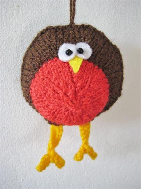 knitting pattern robin bird knitting patterns in the loop knitting