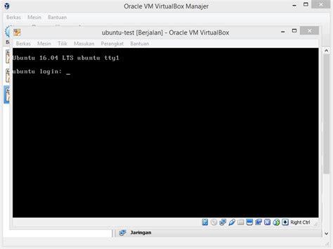 tutorial instal ubuntu dengan virtualbox install ubuntu server di virtual box bagian 4 cak juice