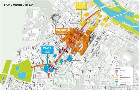 Design Floor Plan Online the nicollet walk a stairway to the skyway streets mn