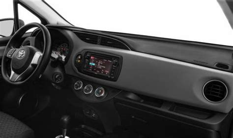 2018 toyota yaris hatchback redesign reviews specs