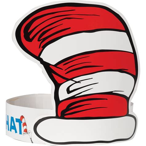 Cat In The Hat Wearable Hats