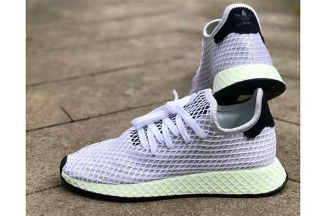 take a closer look at the adidas x deerupt gohan unpacked