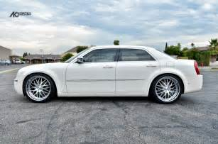 Pictures Of Chrysler 300 With Rims Chrysler 300 Custom Wheels Ac 313 22x9 5 Et Tire Size