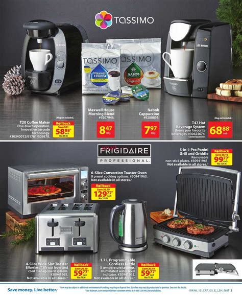walmart home entertaining and gift guide december 10 to 24