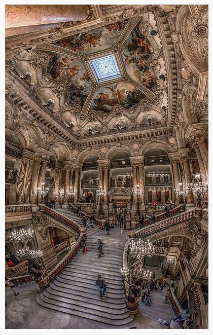 Plafond Opera by Plafond Op 233 Ra Garnier J Adore