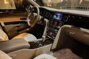 Where Are Bentleys Made How Bentley Made The Mulsanne Ewb Wheelbase Look