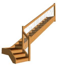 Quarter Turn Stairs Design Free Stair Models Stair Design Software