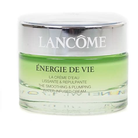 lancome energie de vie ml smoothing plumping water