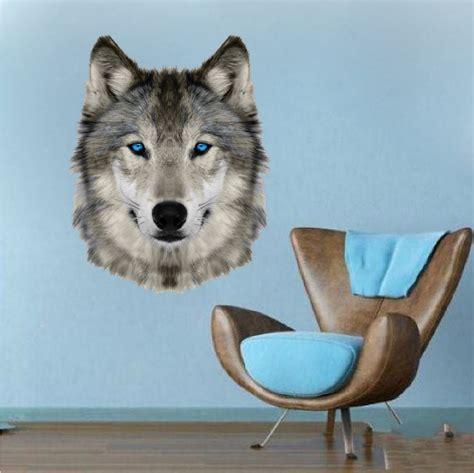 wolf wall mural 28 wolf wall mural decal wolf wall decal animal sticker nursery home interior