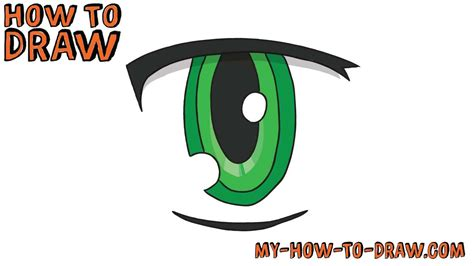 anime eyes that are easy to draw how to draw anime eyes how to draw manga eyes easy