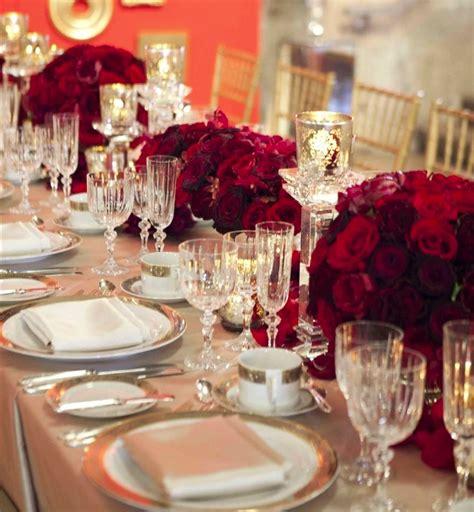 red wedding reception decorations 187 wedding decoration
