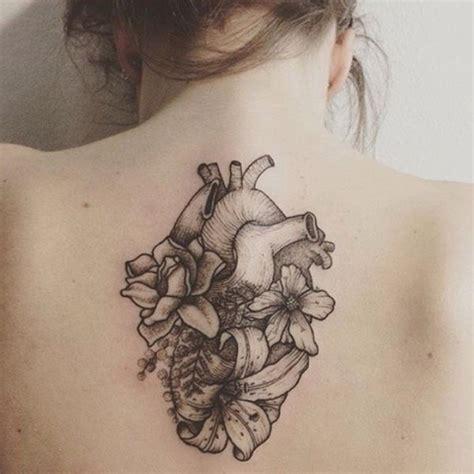 heart flower tattoo designs 73 breathtaking tattoos
