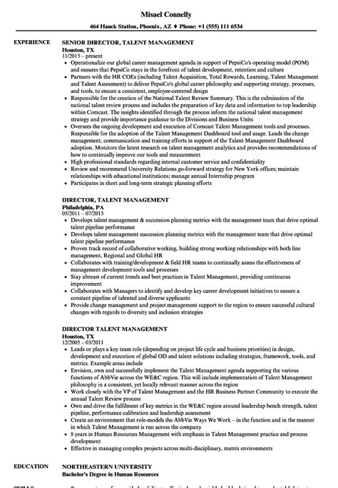 Vp Talent Management Resume by Amazing Talent Management Strategy Template Images
