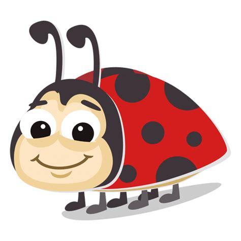 ladybug cartoon transparent png svg vector