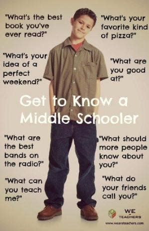 ice breakers i love these get to know you questions for the first days of school middle school