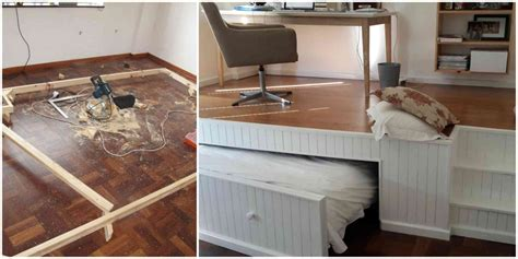 what is a spare room what this did with his spare bedroom is genius