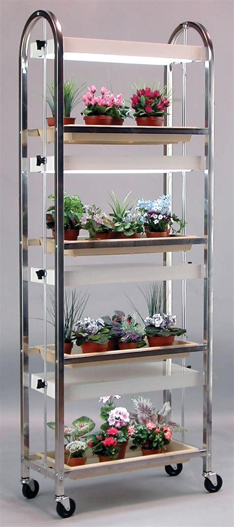 ga compact lite cart aluminum indoor gardening supplies