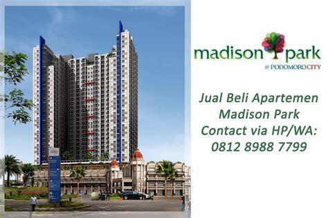 Beli Apartemen Di Jakarta jual beli apartemen park jakarta barat podomoro city