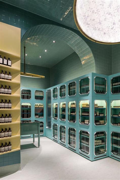 Retail Spaces Buku Interior 147 best images about aesop store designs on sapporo aesop skincare and east hton