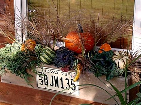 decorating window boxes for fall fall s bounty window box hgtv