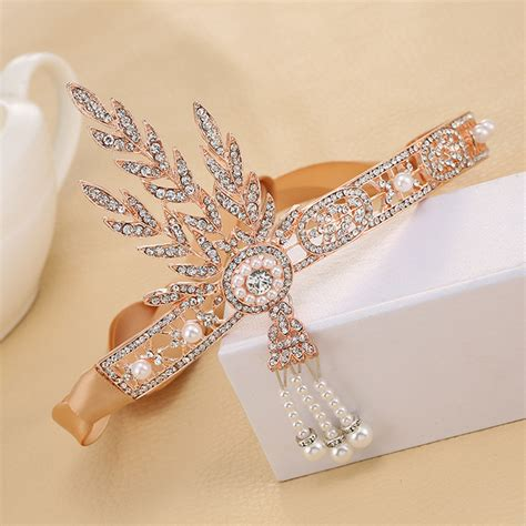 Cheap Vintage Wedding Hair Accessories by Popular 1920s Accessories Buy Cheap 1920s Accessories Lots