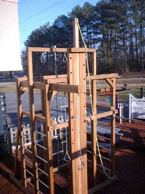 jungle gym backyard 17 best images about american ninja warrior backyard