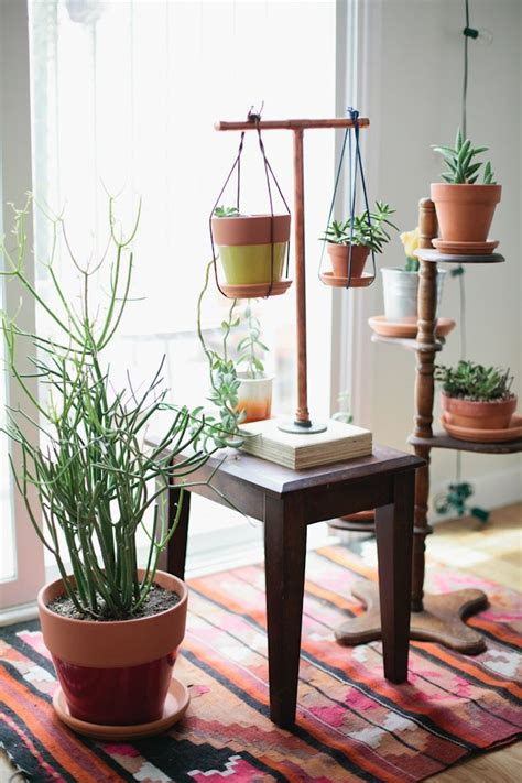 greenery obsessed  indoor hanging planters orla