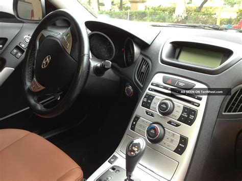 automotive air conditioning repair 2010 hyundai genesis interior lighting 2010 hyundai genesis coupe 3 8 2 door 3 8l