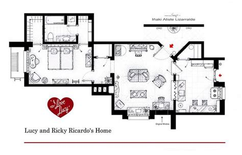 sitcom house floor plans floor plans of famous television show homes the house