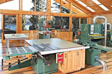 magazine design workshop big view of interior of shop pine rafters new workshop