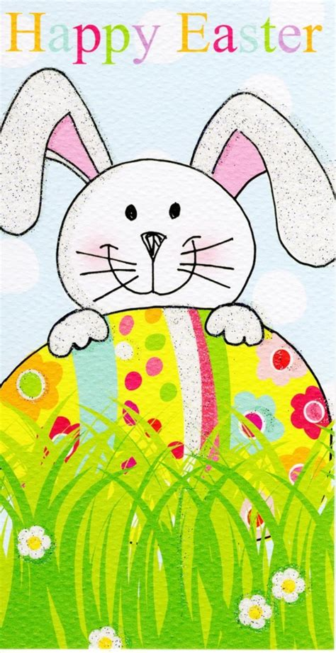 Easter Gift Cards - happy easter money wallet cute bunny gift card cards love kates