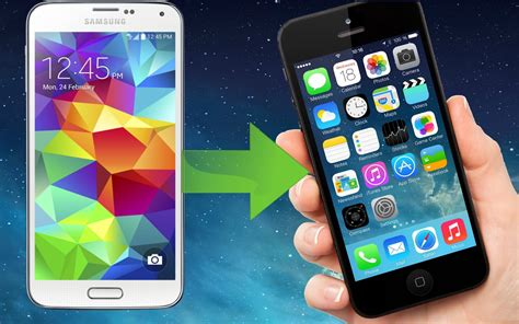 turn android into iphone how to turn your android phone into an iphone no root