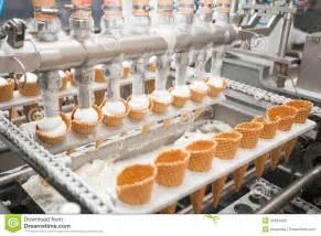 ice cream factory royalty free stock photos image 31684428