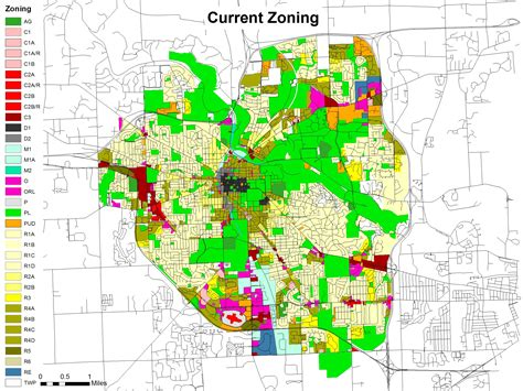 zoning map mixed use zoning plan arbor mixed use