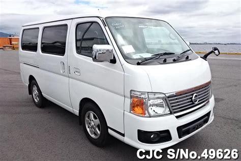 nissan caravan 2011 2011 nissan caravan white for sale stock no 49626