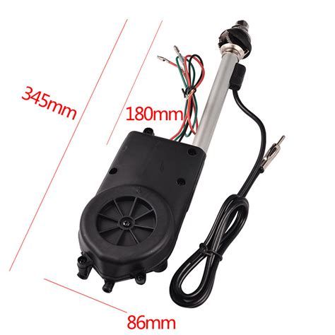 power antenna  fm radio mast replacement kit oem car