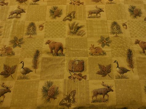 lodge upholstery fabric upholstery fabric by the yard mountain lodge cabin bears