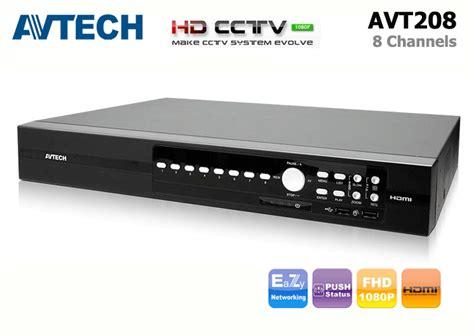 Cctv Avtech Avt 1104ap Hd 1080p Indoor www cctvpool