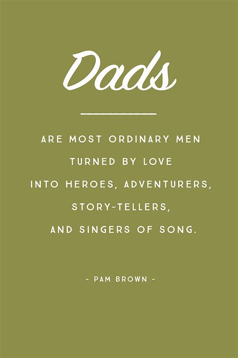 fathers day quotes 5 inspirational quotes for s day