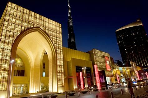 dubai mall shops hours and contact information