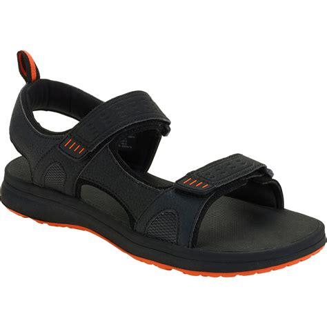 athletic sandals mens ot mens sport sandal running adjustable shoes black free