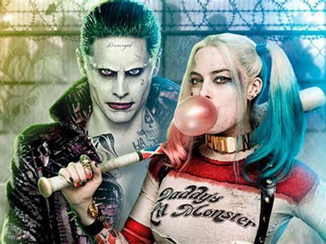 imagenes del joker y su novia escuadr 243 n suicida 191 villanos o hermanitas de la caridad