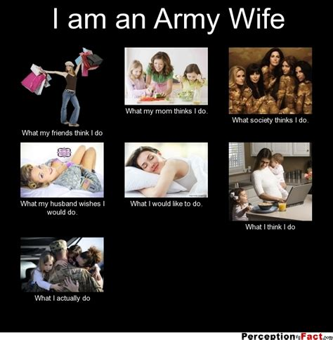 Army Wife Meme - military wives friendship quotes quotesgram