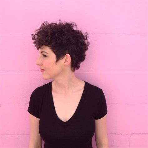 short curly hair pixie cut 40 hairstyles for curly hair