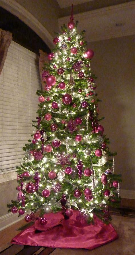 1000 ideas about purple christmas tree on pinterest